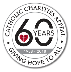 Catholic Charities Appeal celebrating 60 years